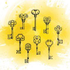 9 schlüssel
